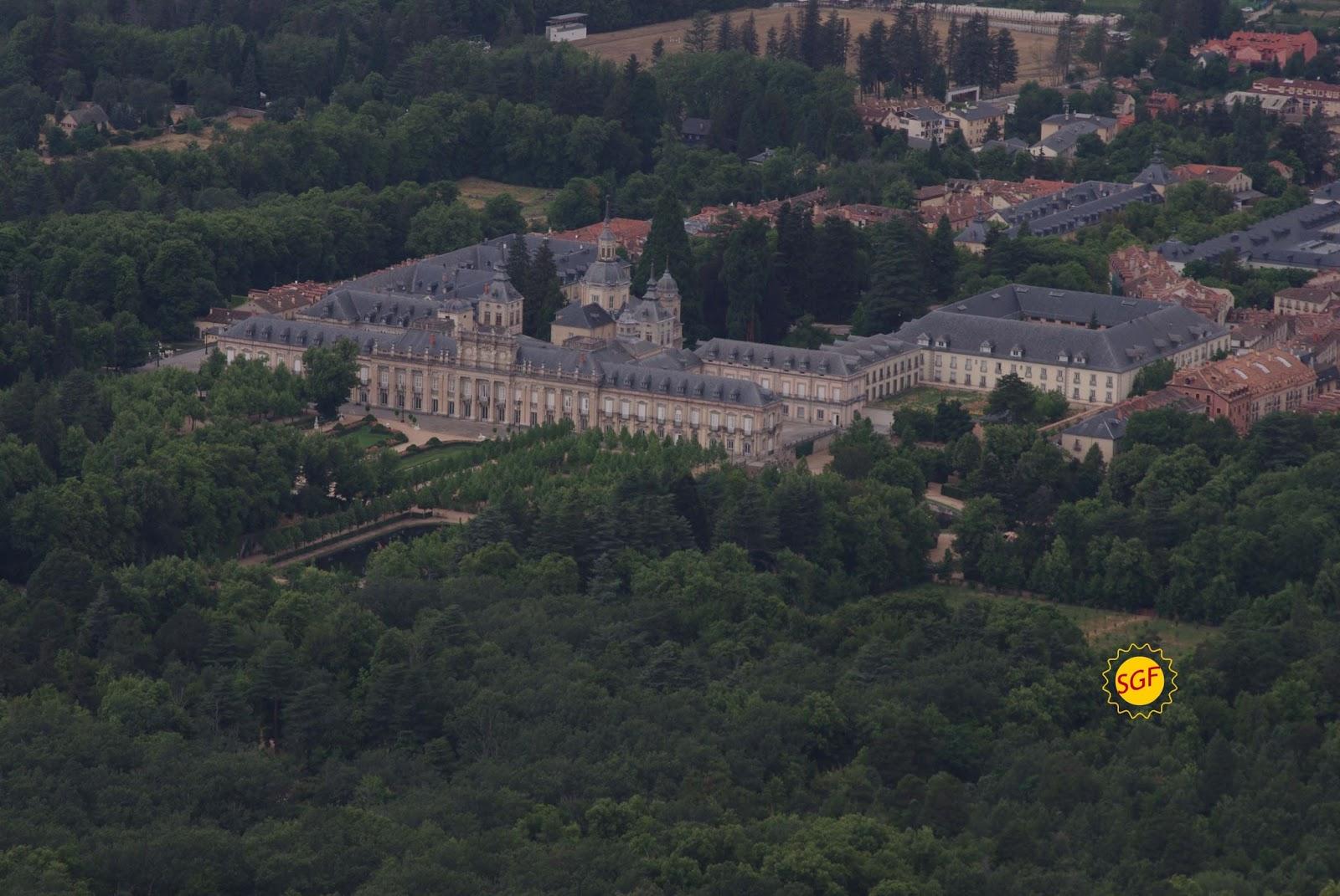 La Granja de San Ildefonso de Segovia