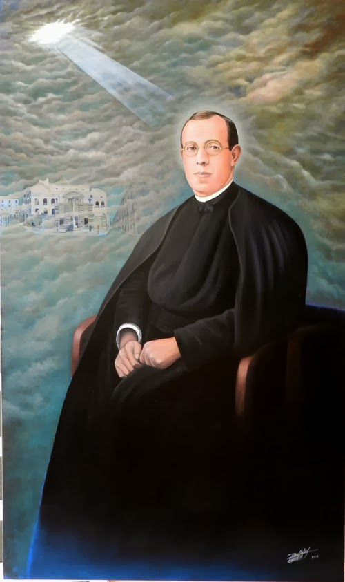 El P. Enrique de los Sagrados Corazones
