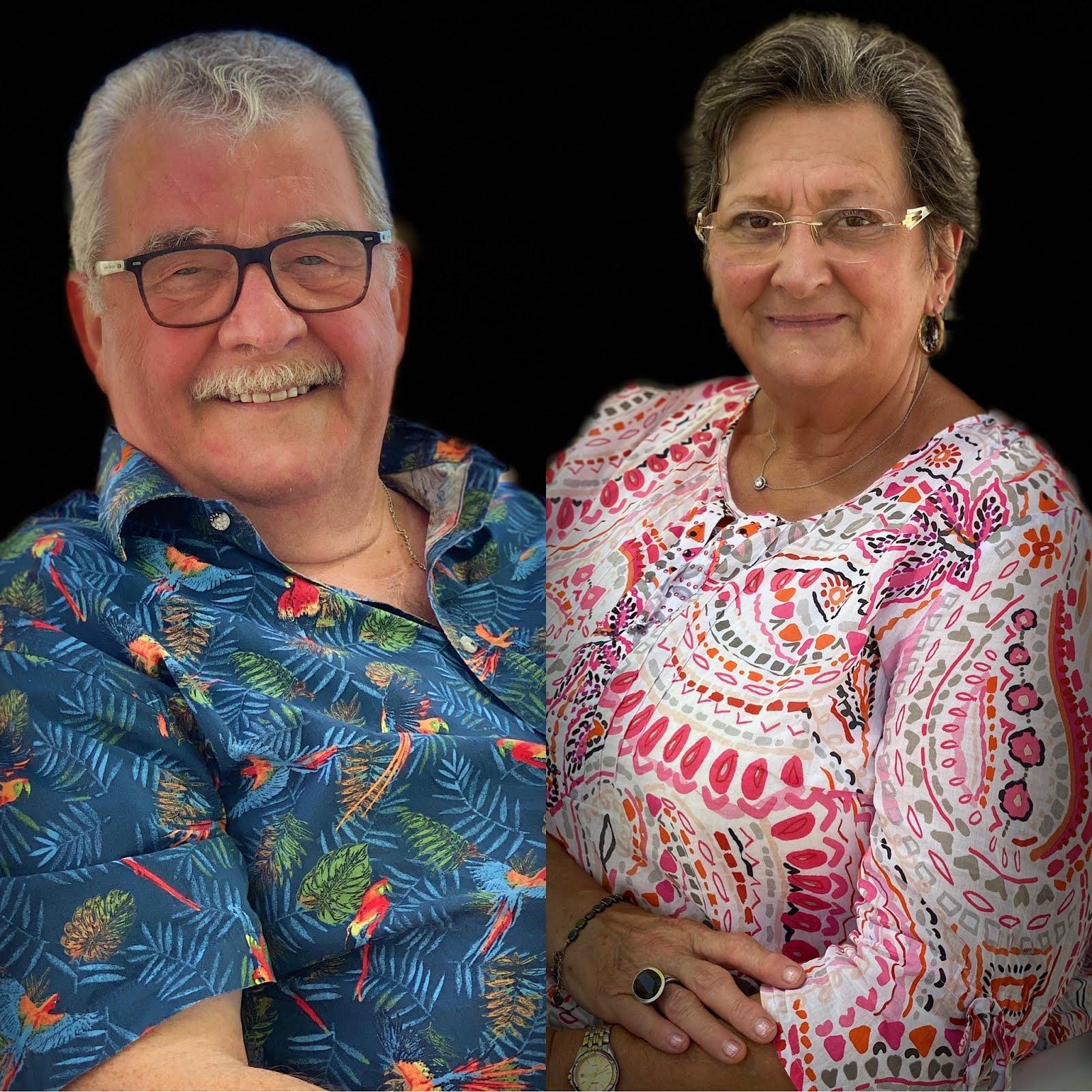 Yves et Michelle GRAVET