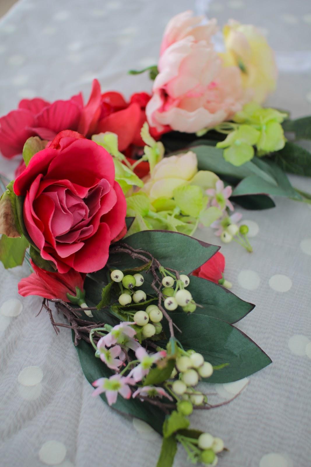 Lovelies in my life floral crown diy floral crown diy izmirmasajfo