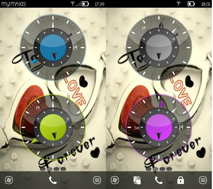 Главная» темы» темы для nokia (s40 x)» часы.