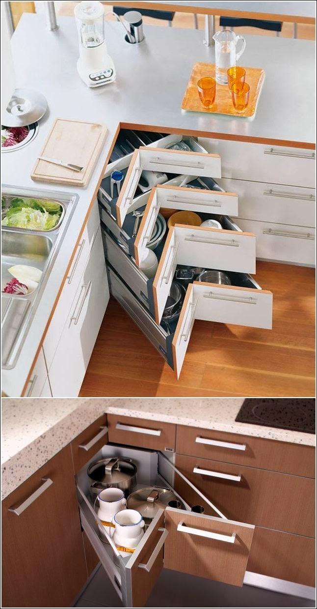 Дизайнерские стильные кухни