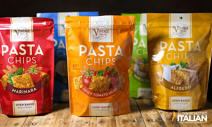 pasta chips variety prize pack giveaway