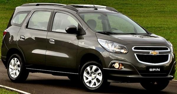 Chevrolet Spin ya a la venta en Argentina Fotos y Precios