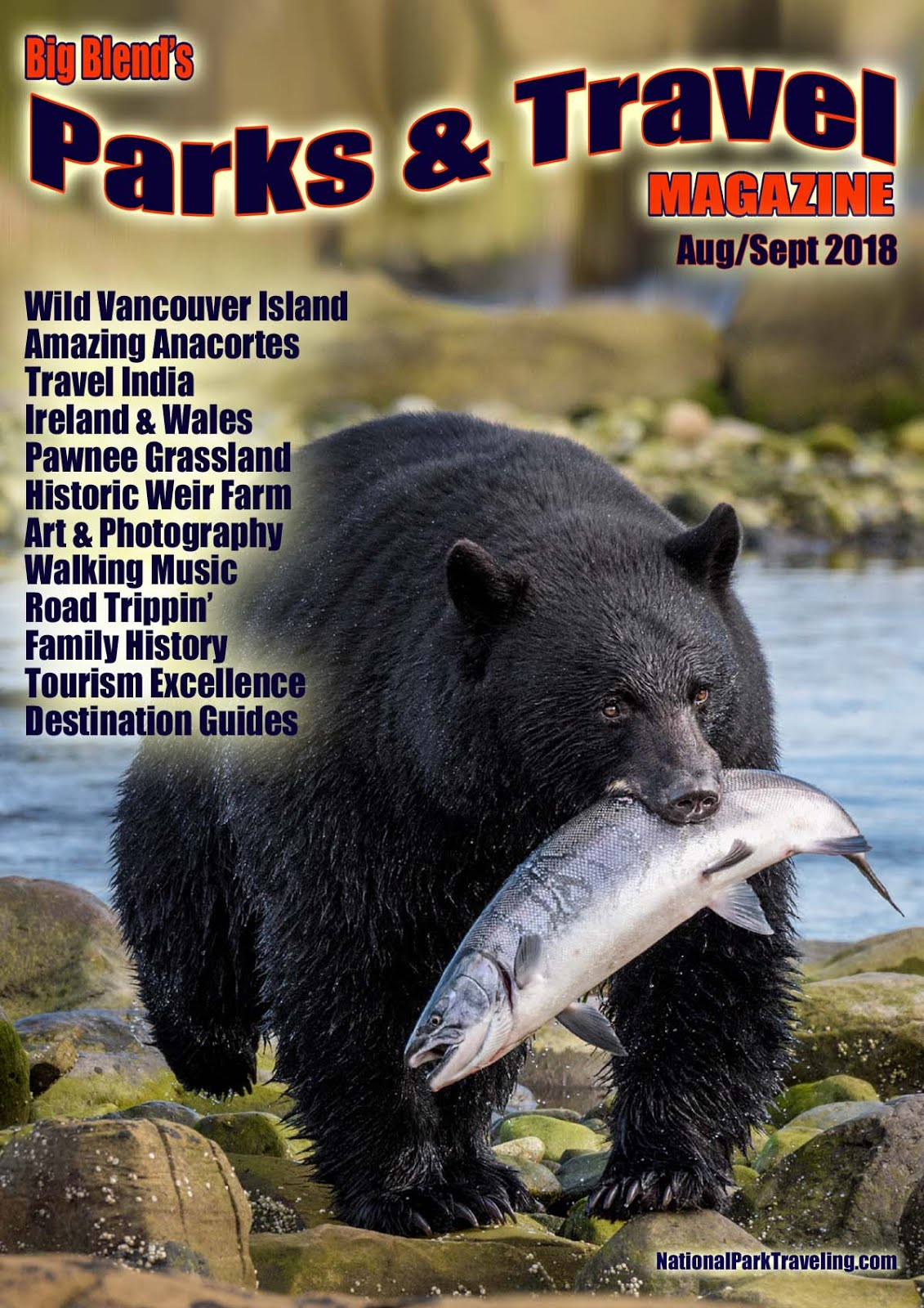 Parks and Travel Magazine
