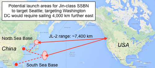 Submarine Matters Chinese SSBNs Including Shipyards And Bases - Us submarine bases map submar