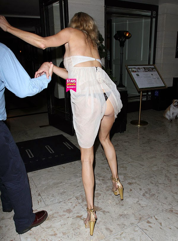 Remarkable, the Thong public wardrobe malfunction