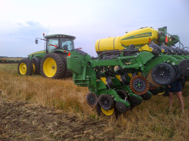 JD High Speed Planter