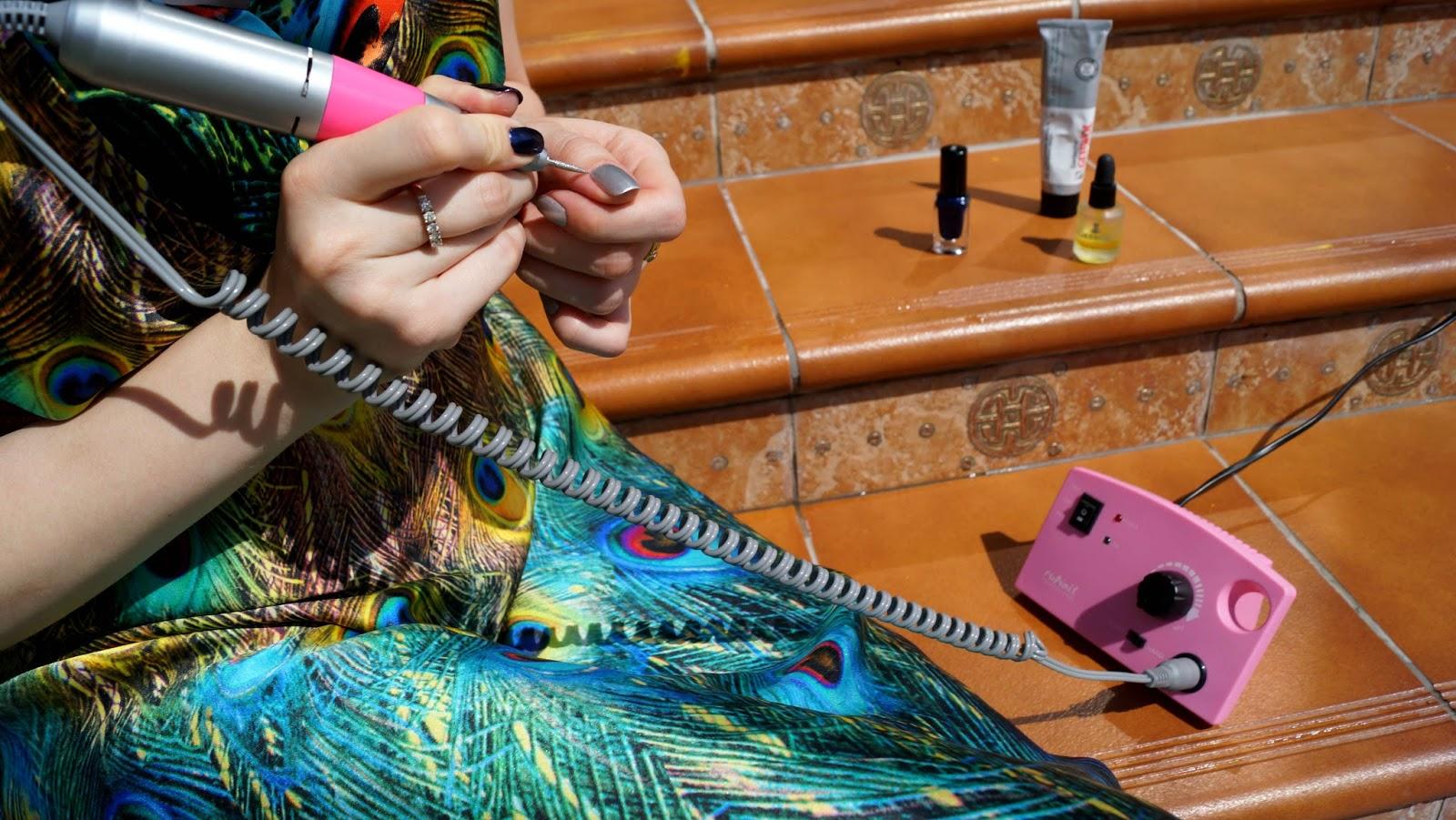 Аппарат для маникюра и педикюра runail