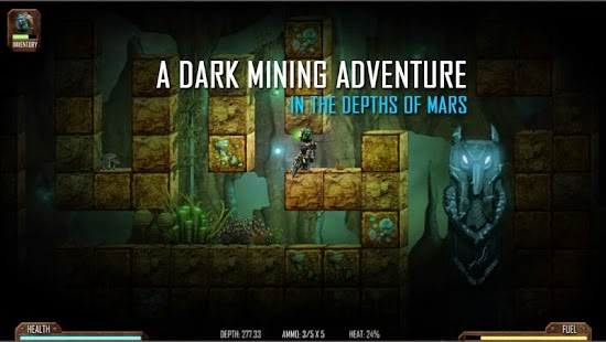 Mines Of Mars Scifi Mining RPG android