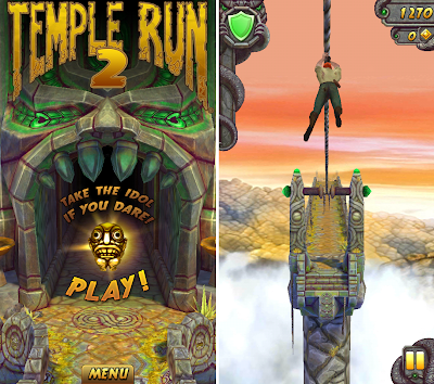 SKK Mobile Radiance Temple Run 2
