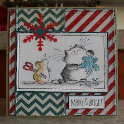 Christmas Card Tally 2017