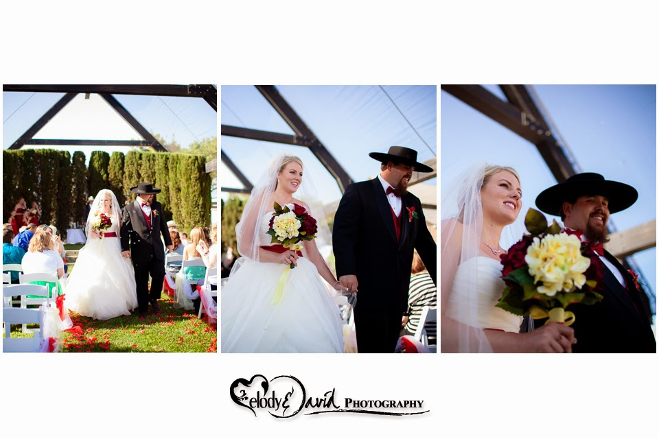 Double-T Ranch outdoor ceremony location