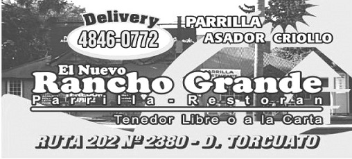"""El nuevo """"Rancho Grande"""""""