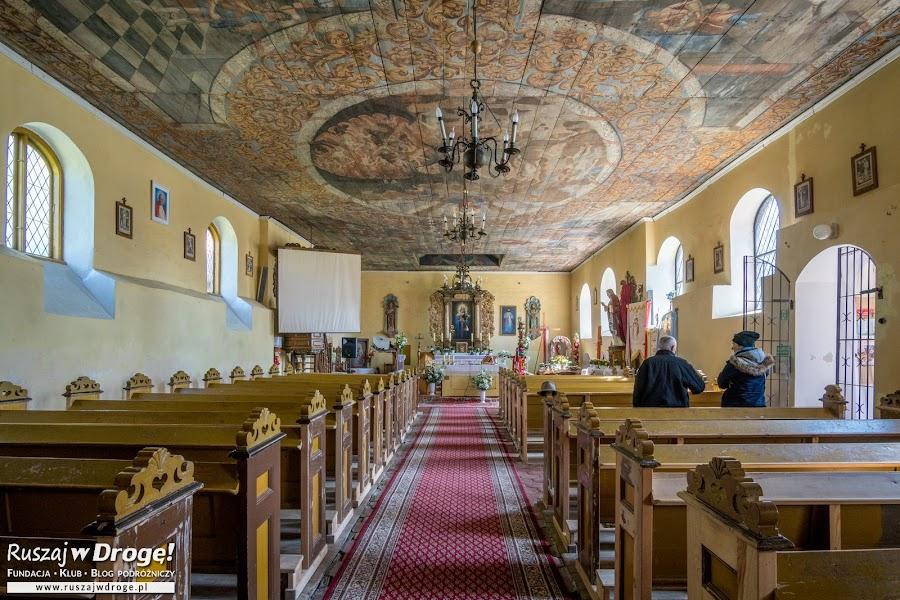 Kościół w Pomorskiej Wsi