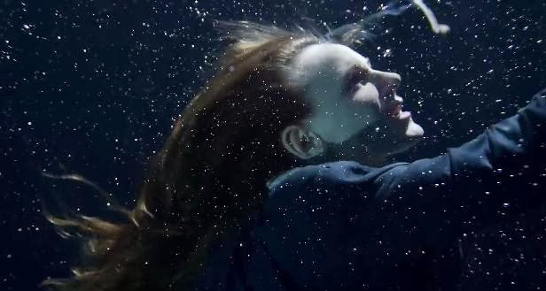 "Credit Canada goes underwater in their latest campaign called ""Get Out from Under"""