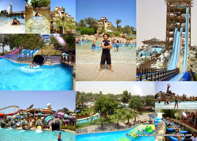 water parks in United Arab Emirates