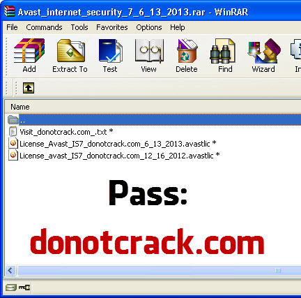 Giveaways] Avast! Internet Security 7