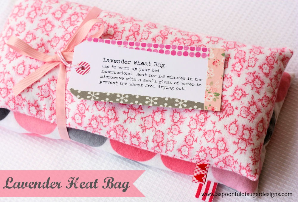 Lavender Heat Bag A Spoonful Of Sugar