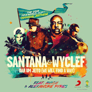 2014 World Cup: Wyclef, Avicii, Carlos Santana, and Alexandre Pires To Perform At The Closing Ceremony