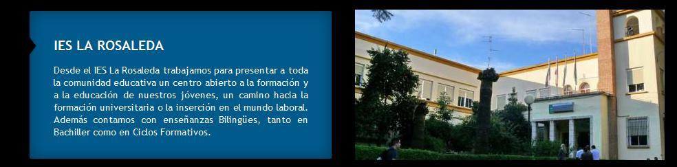 I.E.S La Rosaleda