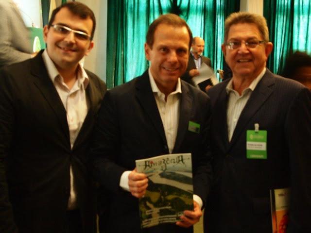 3º Fórum Mundial de Sustentabilidade, em Manaus