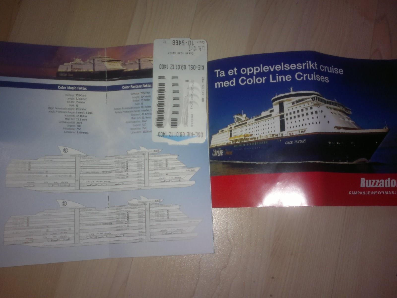 gratis cruise kiel