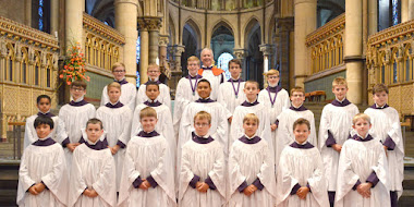 Canterbury Cathedral Boys Choir Concert - Click on picture for details!
