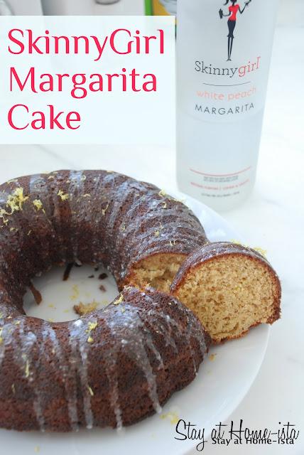 SkinnyGirl Margarita Cake