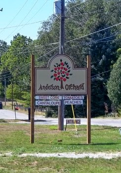 Anderson Orchard  is a U-pick Fruit Farm tucked in the hillsides of Mooresville, Indiana.