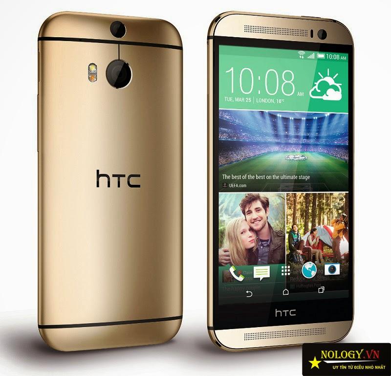 HTC One M7 và những lỗi thường gặp