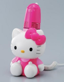 Hello Kitty USB Keyboard Vacuum Cleaner