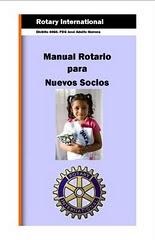 Manual Para Nuevos Socios