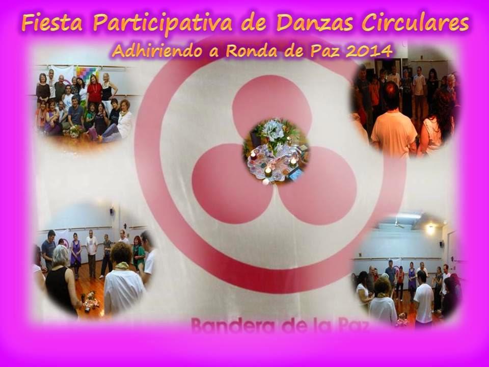 Adherimos a RONDA DE PAZ 2014