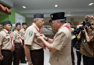 Walikota Tarakan Jabat Mabicab 2011 - 2016