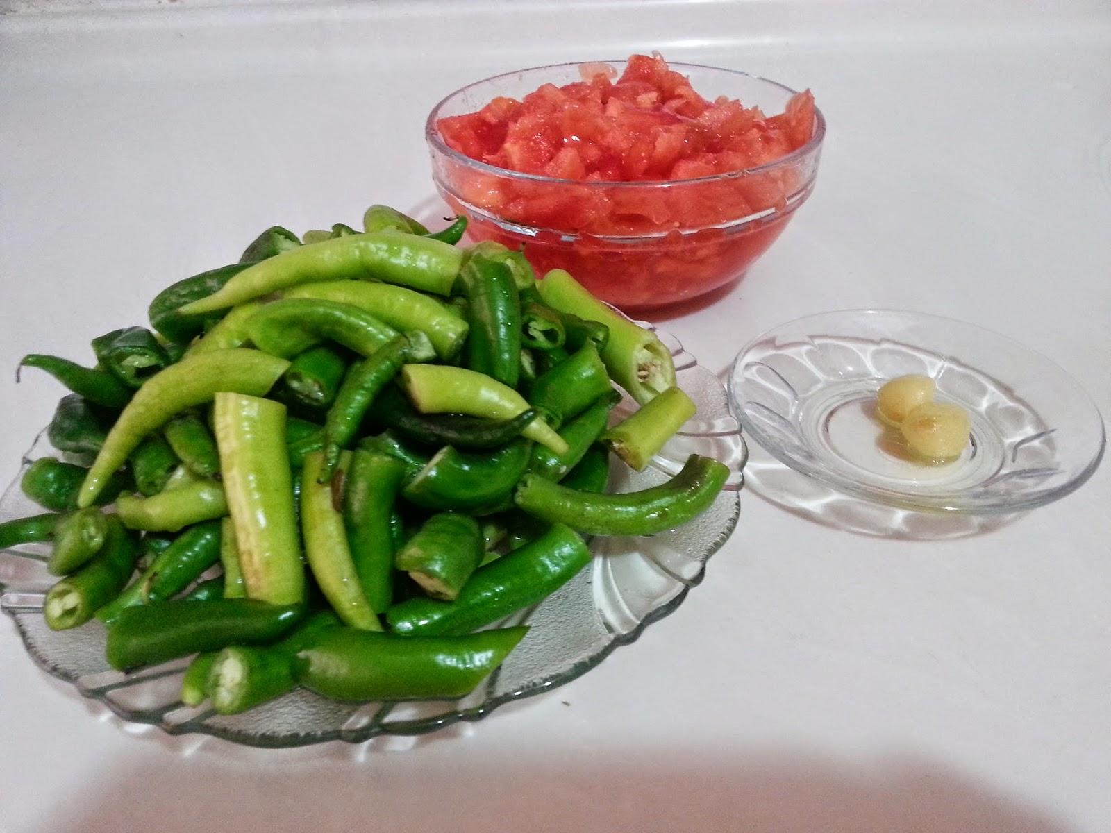 yağ,kızartma,biber,domates,yemek,tarif
