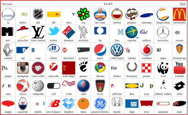 Logos Quiz Answers All Logos Pictures