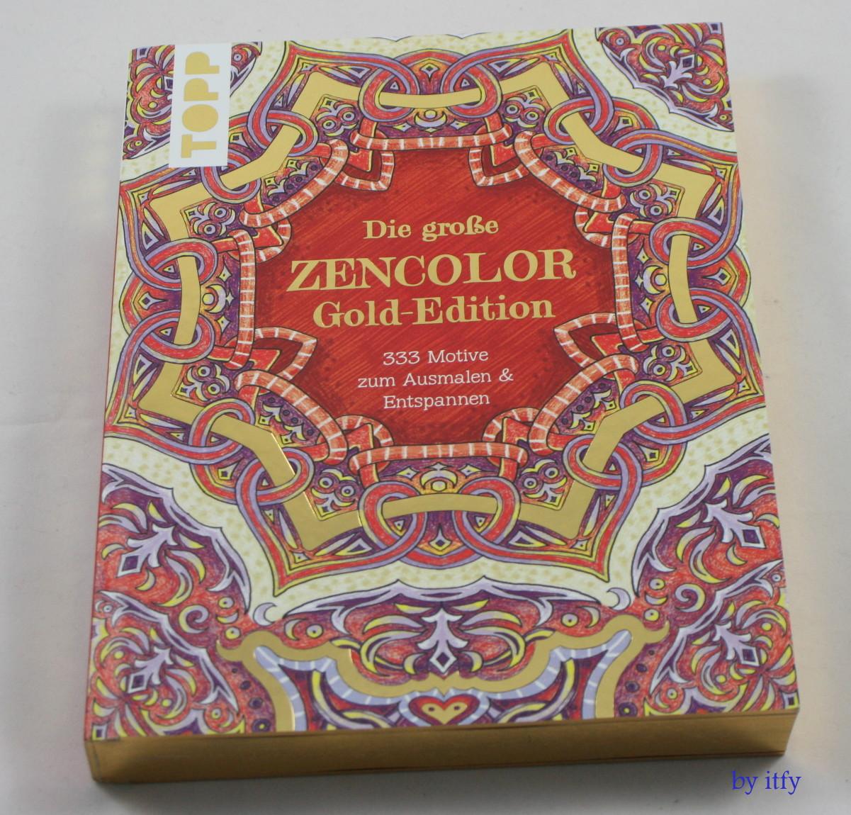 i test for you geschenke tipps zencolor malbuch von topp ausmalspass f r die gro en. Black Bedroom Furniture Sets. Home Design Ideas