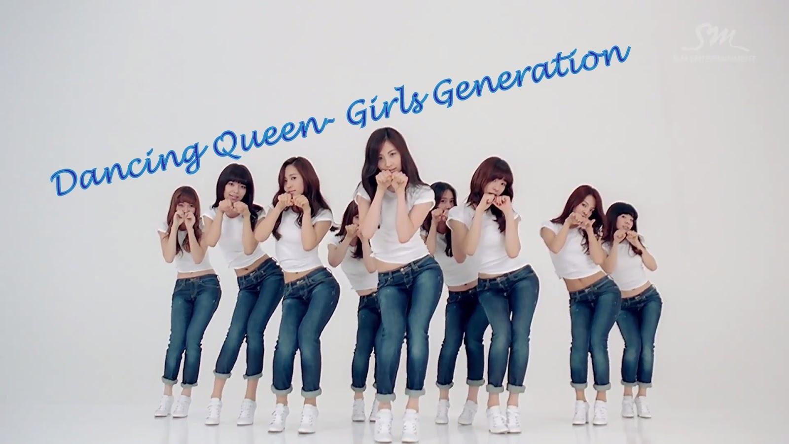 Girls Generation Wallpaper Dancing Queen Download Dancing Queen Girls
