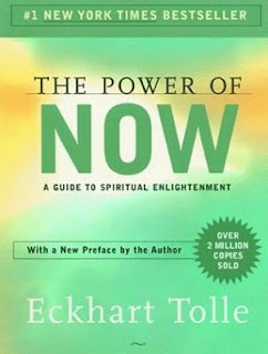 "Cover of ""The Power of Now"", a book by Eckhart Tolle"