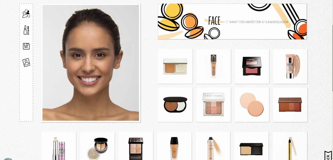 GlamST : Looks + new eye features LAUNCH