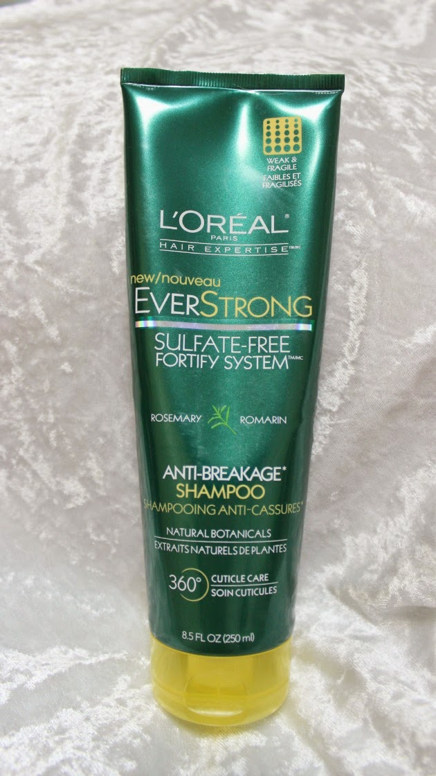 Silver Ang. As Is.: Review: L'Oreal EVERSTRONG Sulfate Free Anti ...