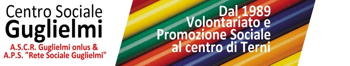 """Centro Sociale Culturale Ricreativo """"Guglielmi"""""""