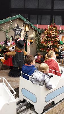 ondeugendespruit kerstshow tuincentrum