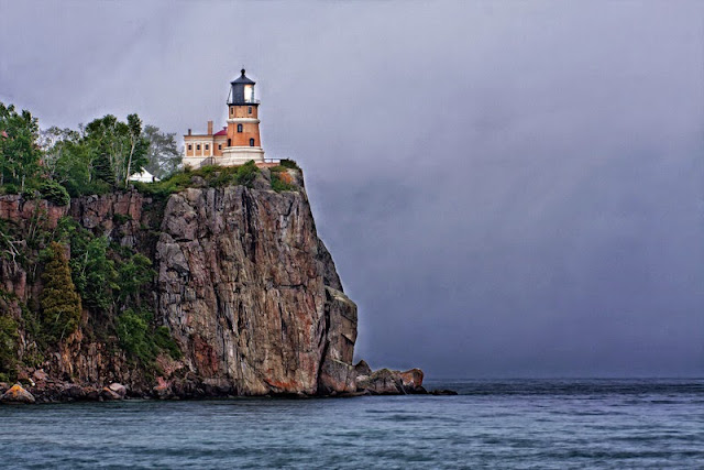 Split Rock Lighthouse, Lake Superior, MN