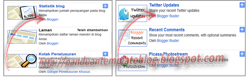 Kolom Widget Memperberat Loading Blog