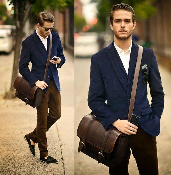 bolsas: Bolsa carteiro, moda masculina, messenger bag, bolsa de couro