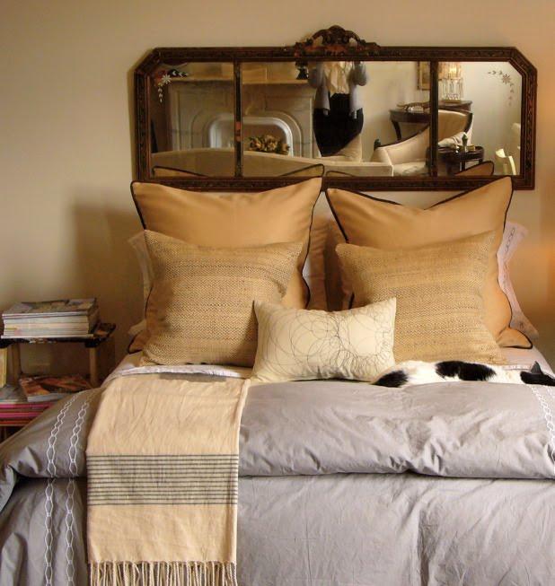 Boiserie & c.: testate da letto: progetto fai da te = diy