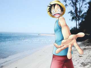 Free Download Luffy One Piece Wallpaper