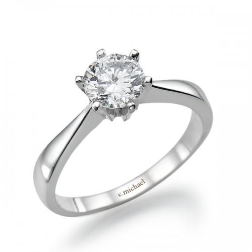 טבעת אירוסין mc-2010-2